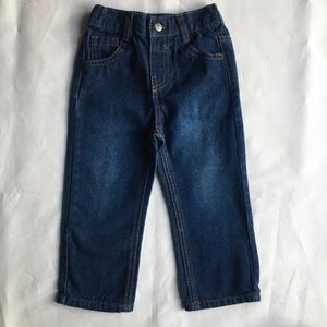 Lucky Brand Jeans size 24 months bays denim pants